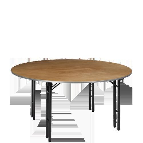 Bankett-Tisch, rund, 150 cm