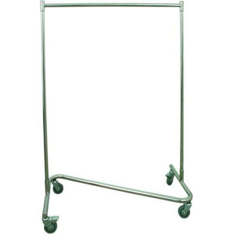 Garderobenwagen inkl. 15 Kleiderbügel
