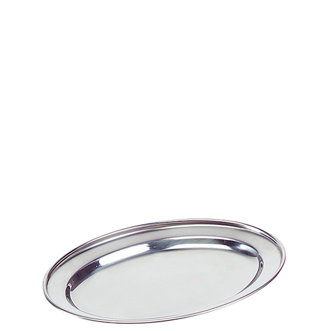 Servier- / Vorlegeplatte, mittel, oval