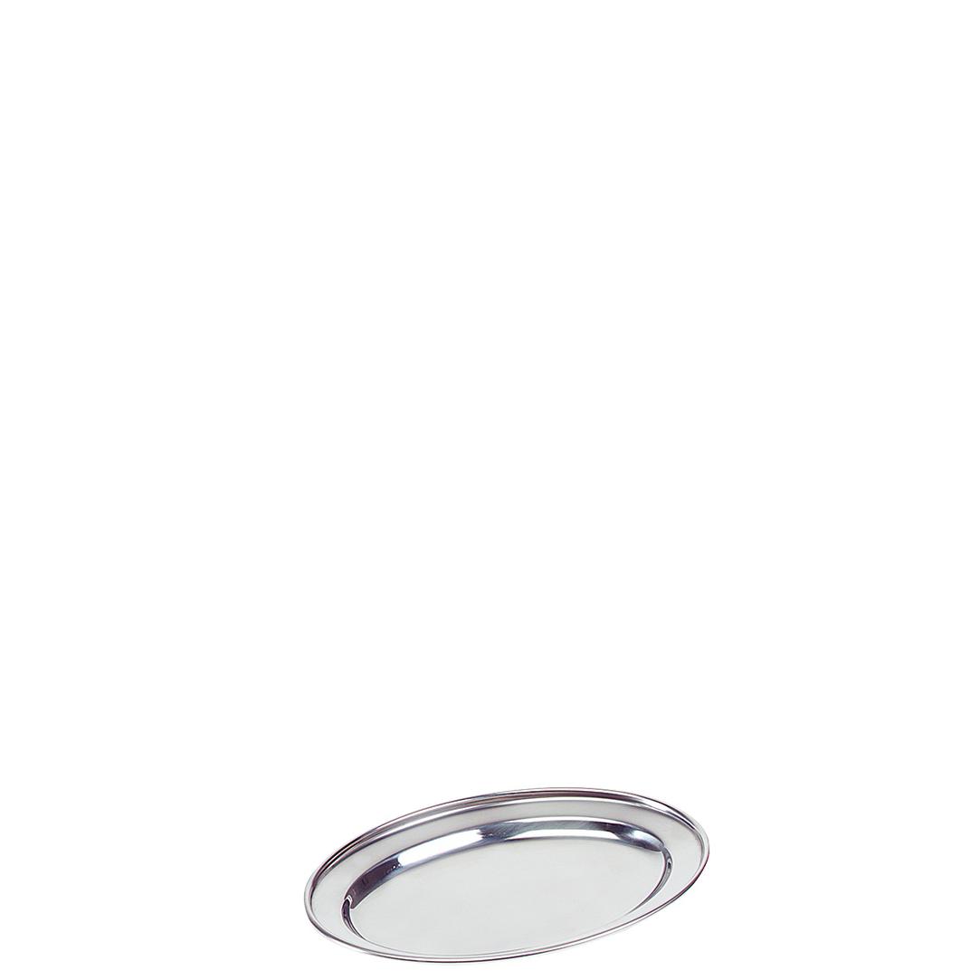 Servier- / Vorlegeplatte, klein, oval