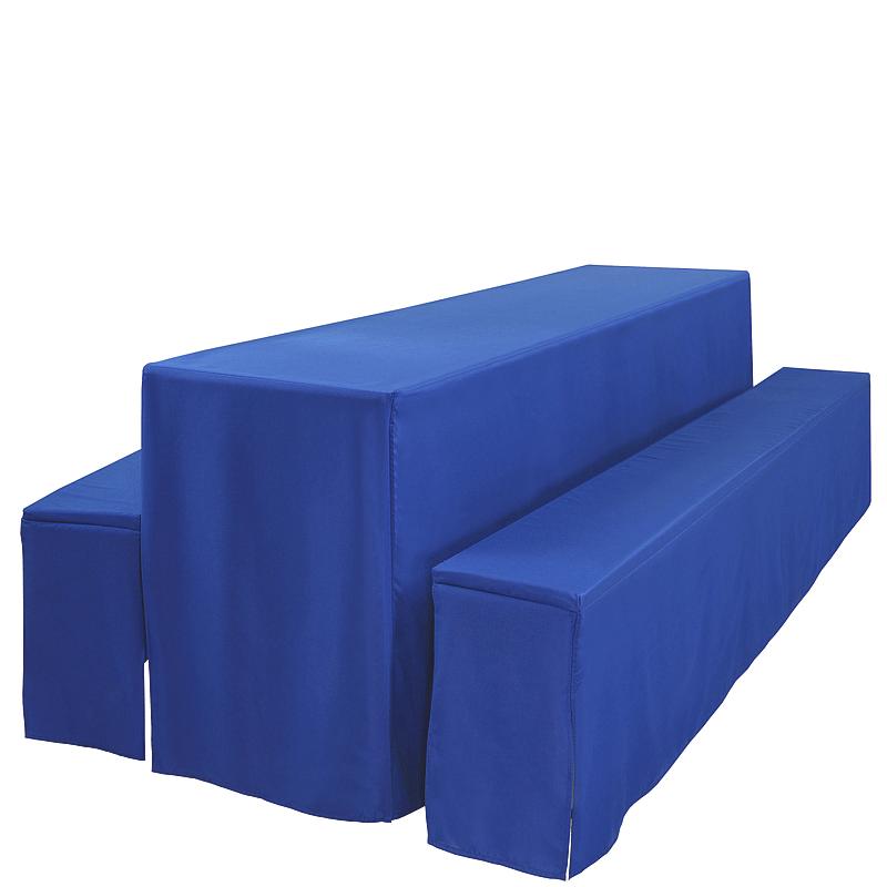 Hussenset - blau