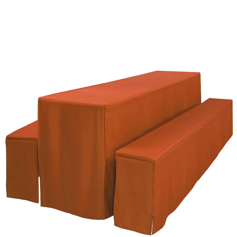 Hussenset - orange