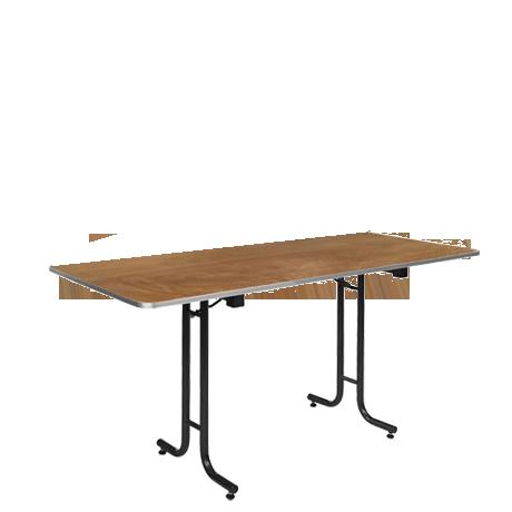 Bankett- / Mehrzwecktisch, rechteckig 122cm x 76cm